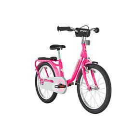 """Puky Z 8 Kinderfahrrad 18"""" lovely pink"""